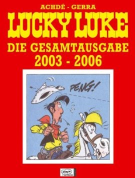 Lucky Luke Gesamtausgabe – Band 25: 2003-2006 – Achdé, Gerra – MORRIS – Ehapa (Egmont) – Bücher (Bildband) Romane & Literatur Kinder & Jugend, Comics & Mangas – Charts & Bestenlisten