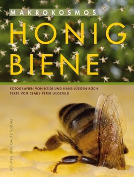 Makrokosmos Honigbiene – deutsches Filmplakat – Film-Poster Kino-Plakat deutsch