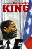 Martin Luther King - Eine Comic-Biografie - deutsches Filmplakat - Film-Poster Kino-Plakat deutsch