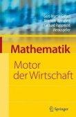 Mathematik - Motor der Wirtschaft - Initiative der Wirtschaft zum Jahr der Mathematik - Gert-Martin Greuel, Reinhold Remmert, Gerhard Rupprecht - Springer Verlag