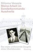 Meine Arbeit im Sonderkommando Auschwitz - deutsches Filmplakat - Film-Poster Kino-Plakat deutsch