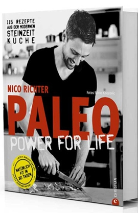Paleo – Power for Life – deutsches Filmplakat – Film-Poster Kino-Plakat deutsch