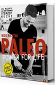 Paleo - Power for Life - deutsches Filmplakat - Film-Poster Kino-Plakat deutsch