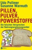 Pillen, Pulver, Powerstoffe - Die falschen Versprechen der Nahrungsergänzungsmittel - deutsches Filmplakat - Film-Poster Kino-Plakat deutsch