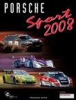 Porsche Sport 2008 - deutsches Filmplakat - Film-Poster Kino-Plakat deutsch