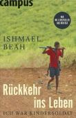 Rückkehr ins Leben - Ich war Kindersoldat - Ishmael Beah - Sierra Leone, Bürgerkrieg - Campus