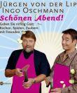 Schönen Abend - Geben Sie richtig Gast! - deutsches Filmplakat - Film-Poster Kino-Plakat deutsch