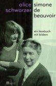 Simone de Beauvoir - Ein Lesebuch mit Bildern - deutsches Filmplakat - Film-Poster Kino-Plakat deutsch