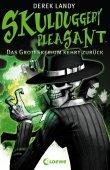 Skulduggery Pleasant - Band 2: Das Groteskerium kehrt zurück - deutsches Filmplakat - Film-Poster Kino-Plakat deutsch