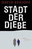 Stadt der Diebe - deutsches Filmplakat - Film-Poster Kino-Plakat deutsch