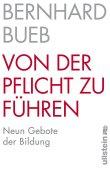 Von der Pflicht zu führen - Neun Gebote der Bildung - deutsches Filmplakat - Film-Poster Kino-Plakat deutsch