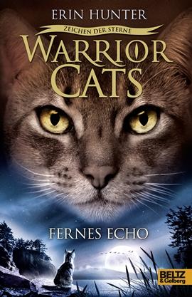 Warrior Cats – Zeichen der Sterne. Fernes Echo – deutsches Filmplakat – Film-Poster Kino-Plakat deutsch
