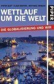Wettlauf um die Welt – Die Globalisierung und wir – deutsches Filmplakat – Film-Poster Kino-Plakat deutsch