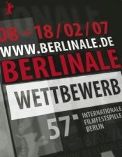 Berlinale - Internationale Filmfestspiele Berlin: Wettbewerbs-Plakat 2007, © Berlinale