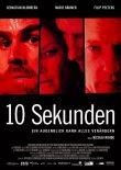 10 Sekunden – deutsches Filmplakat – Film-Poster Kino-Plakat deutsch