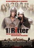 1½ Ritter – Auf der Suche nach der hinreißenden Herzelinde – deutsches Filmplakat – Film-Poster Kino-Plakat deutsch