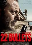 22 Bullets – deutsches Filmplakat – Film-Poster Kino-Plakat deutsch