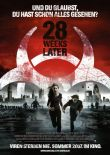 28 Weeks Later – deutsches Filmplakat – Film-Poster Kino-Plakat deutsch