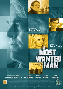 A Most Wanted Man – deutsches Filmplakat – Film-Poster Kino-Plakat deutsch