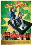 Abgedreht – deutsches Filmplakat – Film-Poster Kino-Plakat deutsch