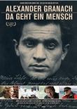 Alexander Granach – Da geht ein Mensch – deutsches Filmplakat – Film-Poster Kino-Plakat deutsch