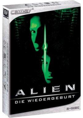 Alien 4 – Die Wiedergeburt – deutsches Filmplakat – Film-Poster Kino-Plakat deutsch