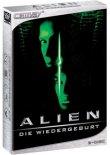 Alien 4 – Die Wiedergeburt – Sigourney Weaver, Winona Ryder, Ron Perlman, Dominique Pinon, Gary Dourdan, Michael Wincott – Jean-Pierre Jeunet – Brad Dourif, Dan Hedaya