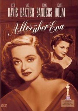 Alles über Eva – deutsches Filmplakat – Film-Poster Kino-Plakat deutsch