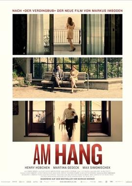 Am Hang – deutsches Filmplakat – Film-Poster Kino-Plakat deutsch