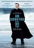 Am Sonntag bist du tot – deutsches Filmplakat – Film-Poster Kino-Plakat deutsch