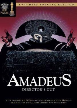 Amadeus – deutsches Filmplakat – Film-Poster Kino-Plakat deutsch