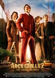 Anchorman 2 – Die Legende kehrt zurück – deutsches Filmplakat – Film-Poster Kino-Plakat deutsch