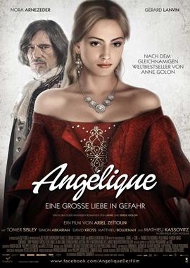 Angélique – deutsches Filmplakat – Film-Poster Kino-Plakat deutsch