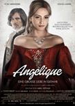 Angélique - deutsches Filmplakat - Film-Poster Kino-Plakat deutsch