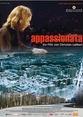 Appassionata – deutsches Filmplakat – Film-Poster Kino-Plakat deutsch