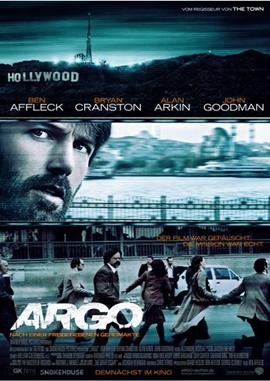 Argo – deutsches Filmplakat – Film-Poster Kino-Plakat deutsch