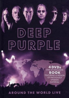 Around the World Live – Deep Purple – Filme, Kino, DVDs Musik-DVD Live-Rockkonzert – Charts & Bestenlisten