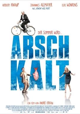 Arschkalt – deutsches Filmplakat – Film-Poster Kino-Plakat deutsch