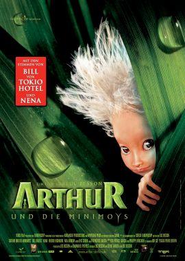 Arthur und die Minimoys – deutsches Filmplakat – Film-Poster Kino-Plakat deutsch
