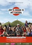 Art's Home is my Kassel - deutsches Filmplakat - Film-Poster Kino-Plakat deutsch