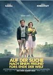 Auf der Suche nach einem Freund fürs Ende der Welt – deutsches Filmplakat – Film-Poster Kino-Plakat deutsch