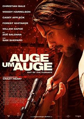 Auge um Auge – deutsches Filmplakat – Film-Poster Kino-Plakat deutsch