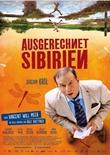 Ausgerechnet Sibirien – deutsches Filmplakat – Film-Poster Kino-Plakat deutsch
