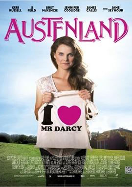 Austenland – deutsches Filmplakat – Film-Poster Kino-Plakat deutsch