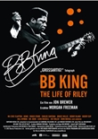 BB King – The Life of Riley – deutsches Filmplakat – Film-Poster Kino-Plakat deutsch