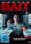 Bait – Haie im Supermarkt – deutsches Filmplakat – Film-Poster Kino-Plakat deutsch
