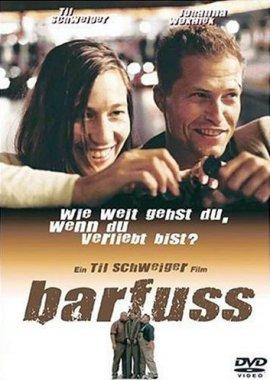 Barfuß – deutsches Filmplakat – Film-Poster Kino-Plakat deutsch