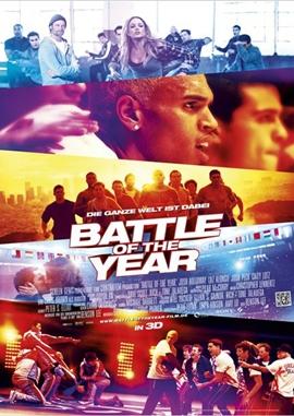 Battle of the Year – deutsches Filmplakat – Film-Poster Kino-Plakat deutsch