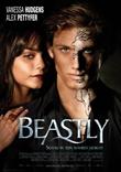 Beastly – deutsches Filmplakat – Film-Poster Kino-Plakat deutsch