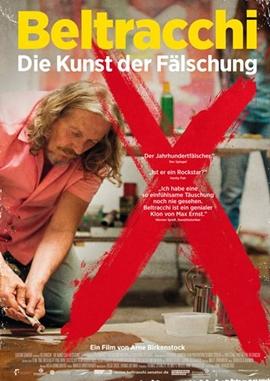 Beltracchi – Die Kunst der Fälschung – deutsches Filmplakat – Film-Poster Kino-Plakat deutsch